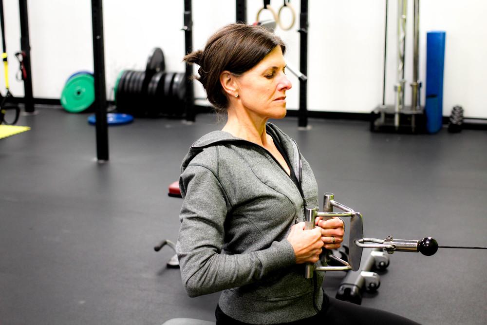 Gisel Personal training Calgary