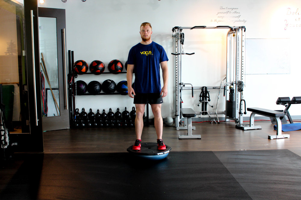 Calgary Personal Training Vagus Fitness