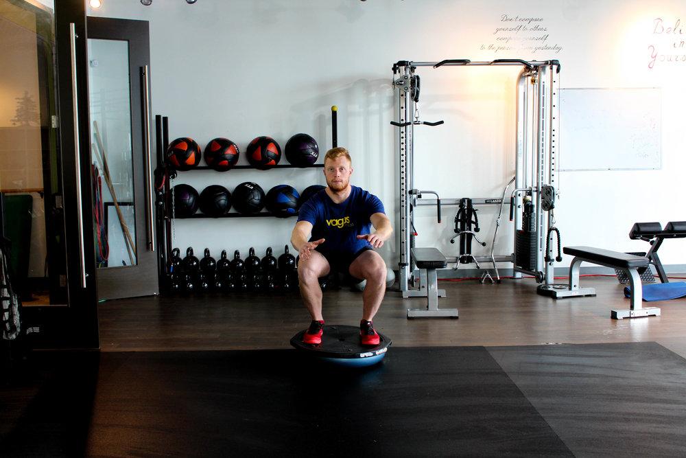 Vagus Fitness Calgary Personal Training