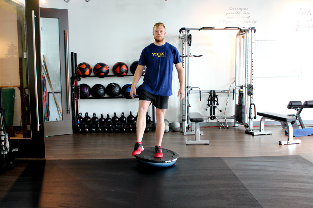 Calgary Personal Trainer