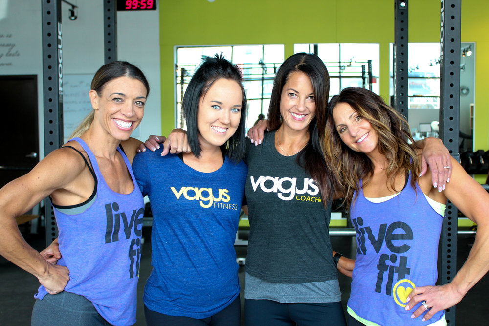 Personal Training Girls Of Vagus Fitness Calgary