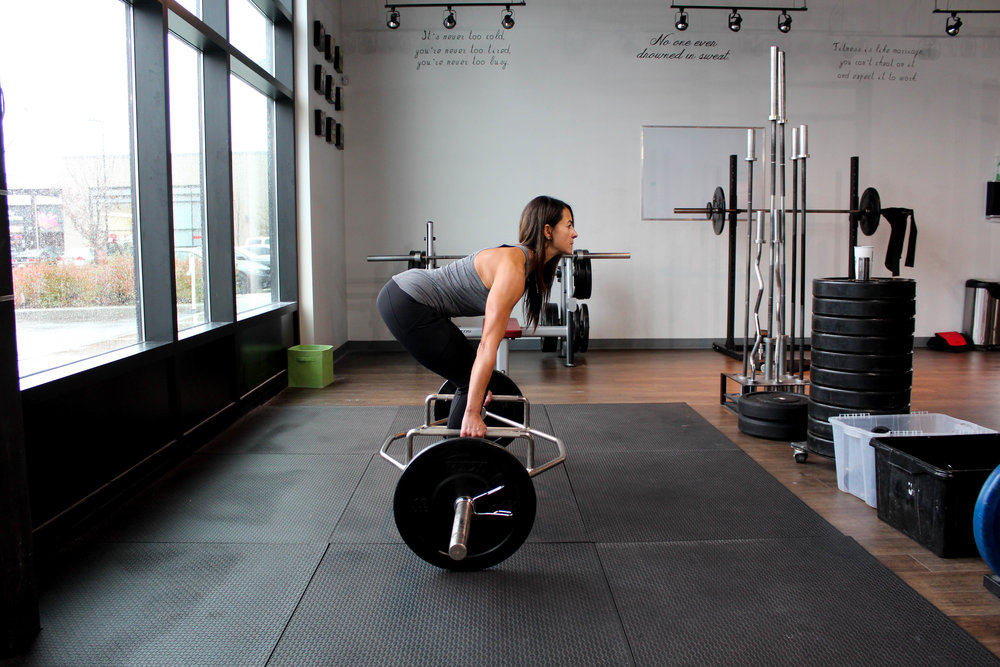 Vagus Fitness Calgary Personal Training