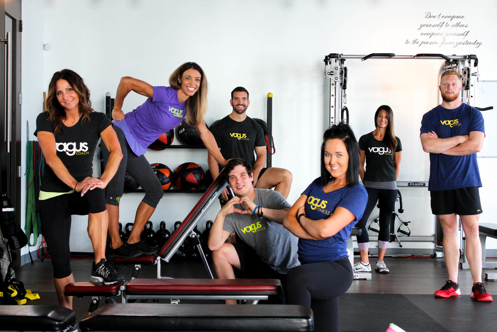 Vagus Fitness Caglary Personal Training