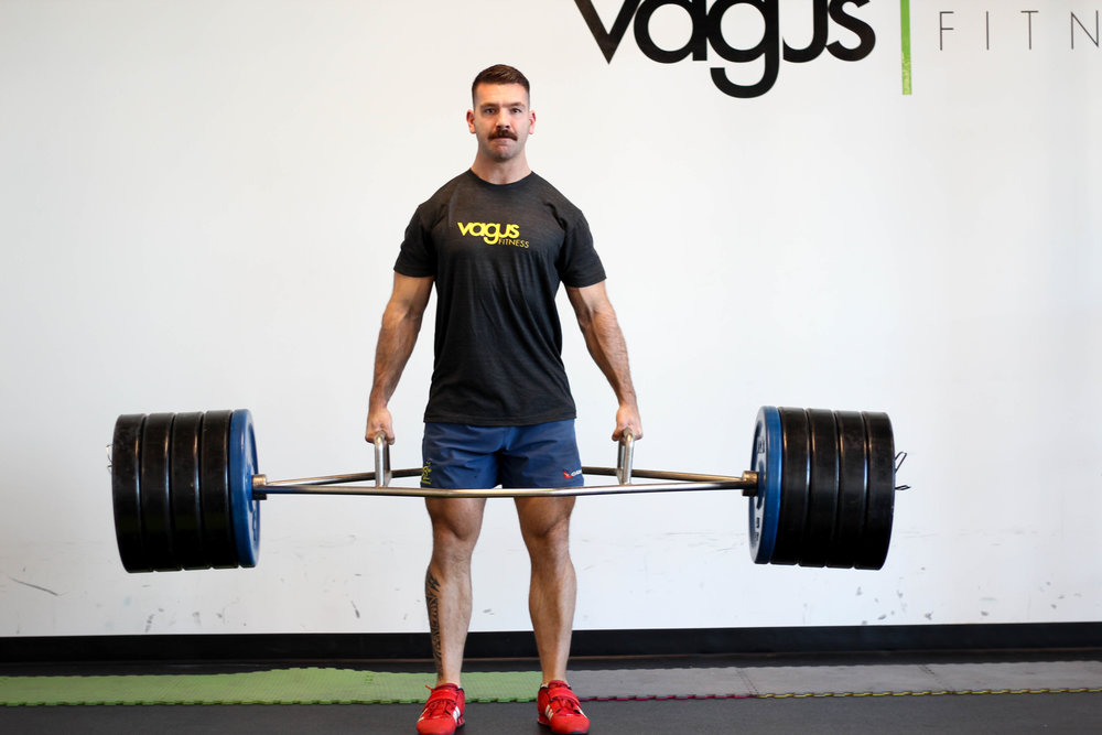 Vagus Fitness Personal Training Calgary