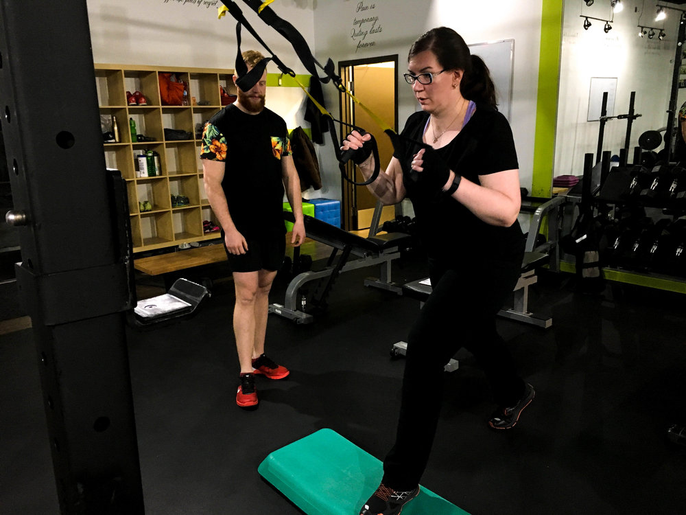Calgary Personal Training Vagus Fitness Royal Oak