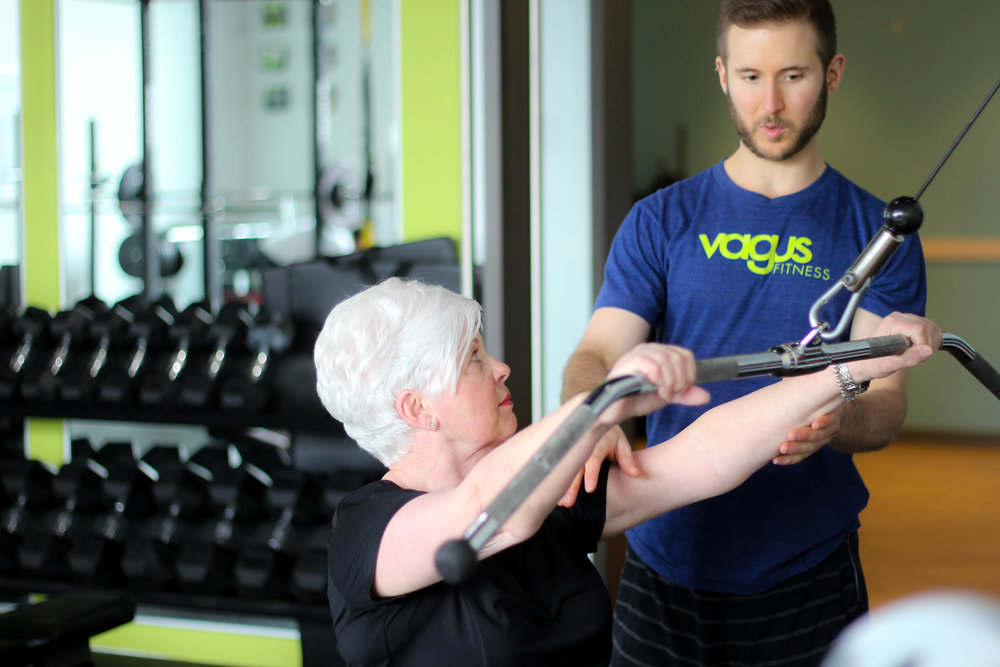 Vagus Fitness Personal Training Calgary | Injury & Illness Rehabilitation