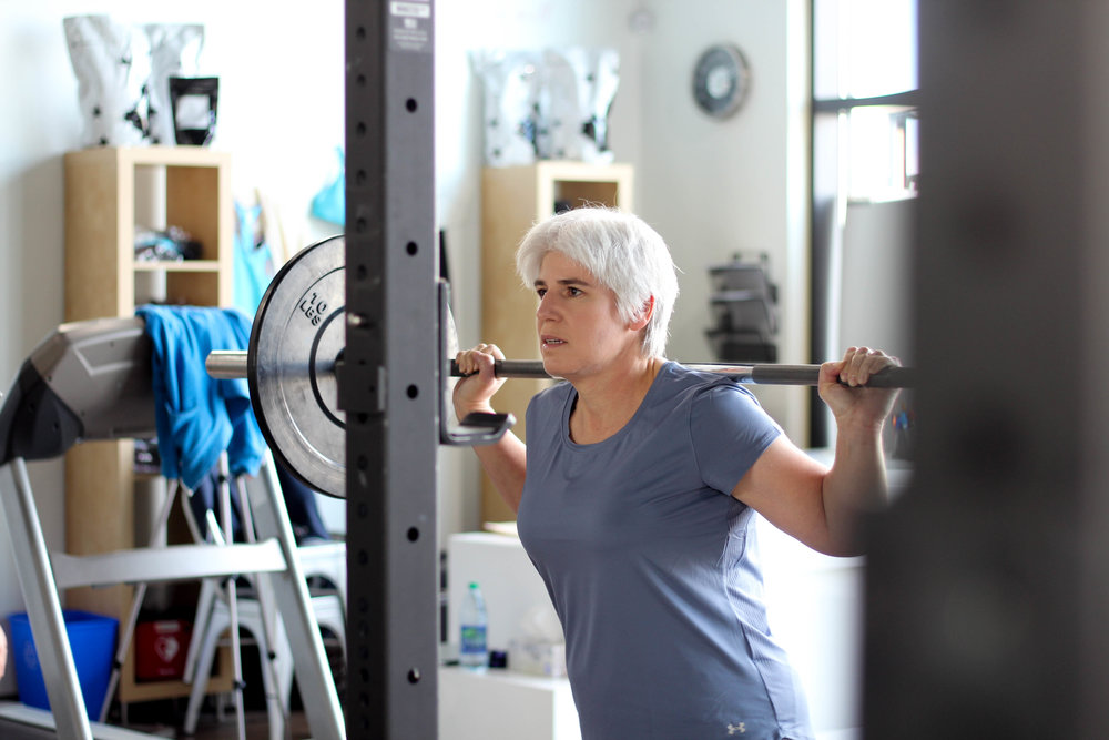 Vagus Fitness Calgary Personal Training | Sue picture