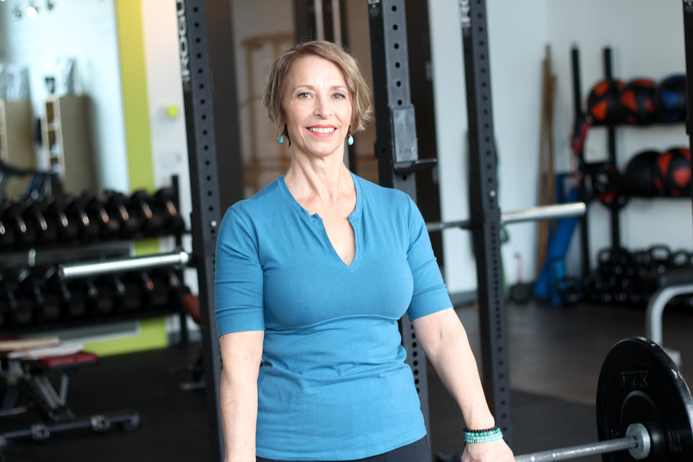 Vagus Fitness Calgary Personal Training | Loranie picture