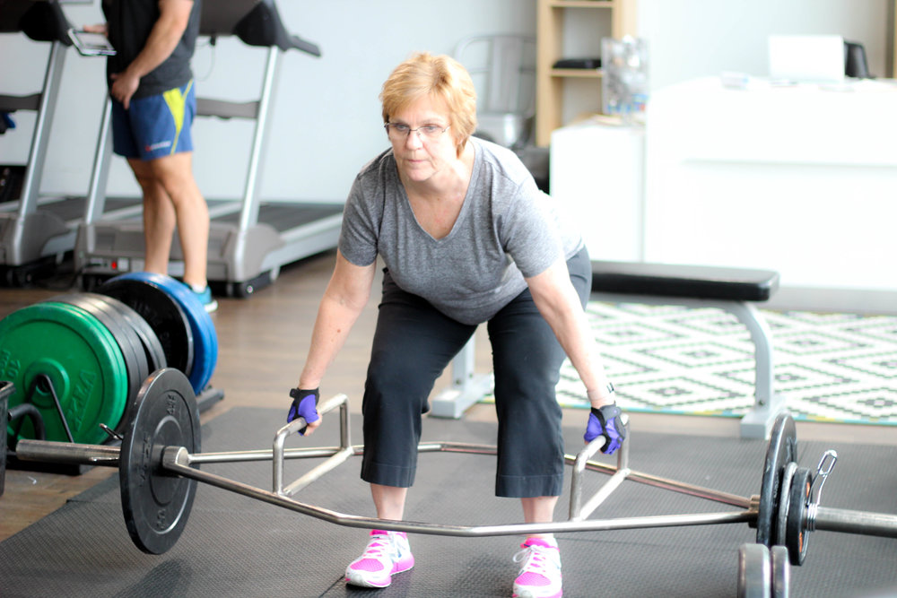 Vagus Fitness Personal Training Calgary