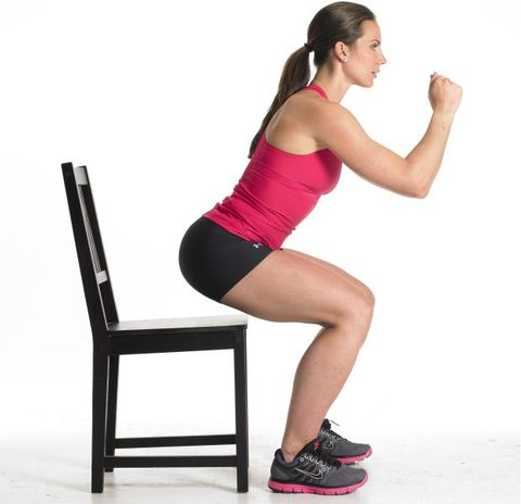 Myth #1 - Squats are bad for my knees...