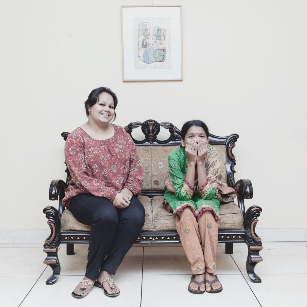 from Close Distance by Jannatul Mawa, 2011