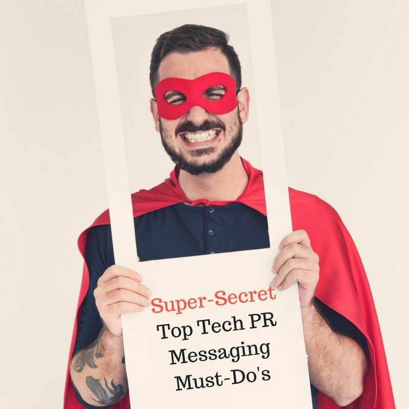 PRA Public Relations Top Tech PR Secrets