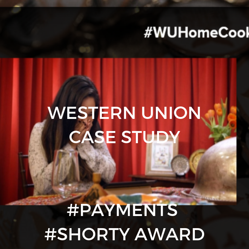 PRA Public Relations Case study Western Union Award Winning Campaign