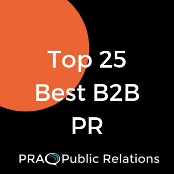 Best B2B PR Agency PRA Public Relations