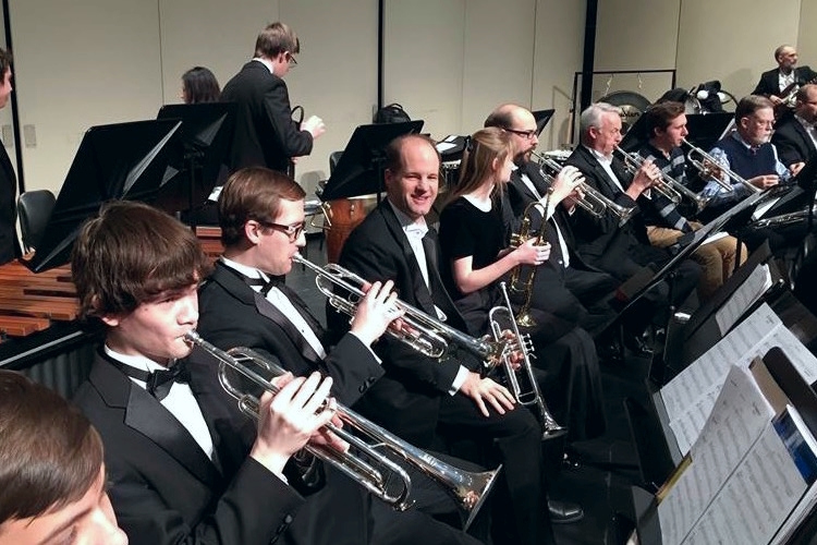 Are you looking for a unique way to introduce band music on a professional level to your students? Encore Wind Ensemble has developed the MusicConnect program to help your students experience high quality performance and inspire them to continue a lifelong exploration of music. -