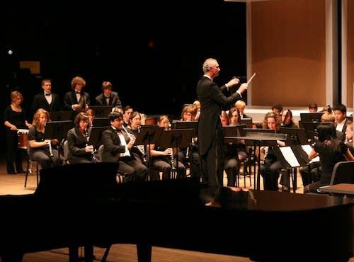 U of M Symphonic Band