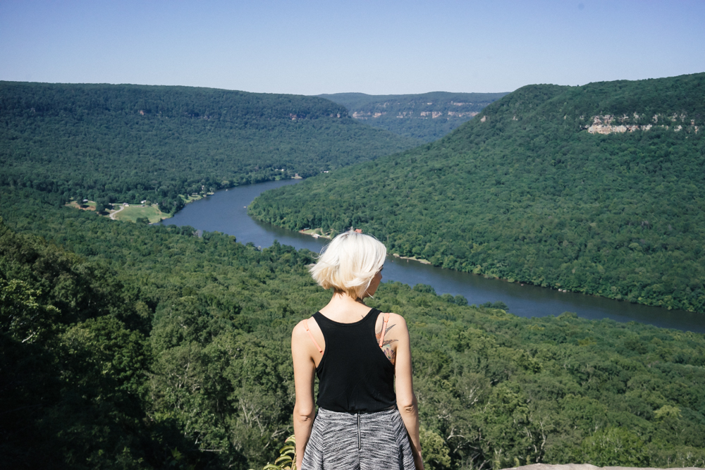 3.) Exploring Overlooks in Chattanooga