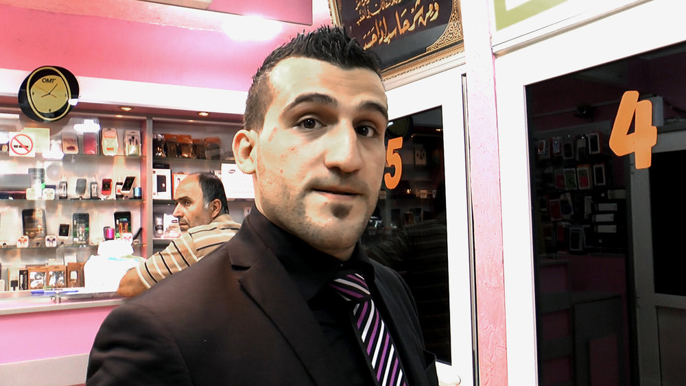 A Man Returned Dir. Mahdi Fleifel