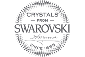 Swarovski® logo certifié
