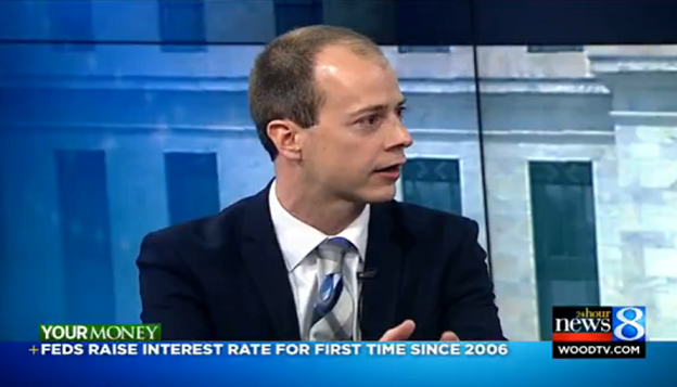 TV interview - federal reserve raises interest rates