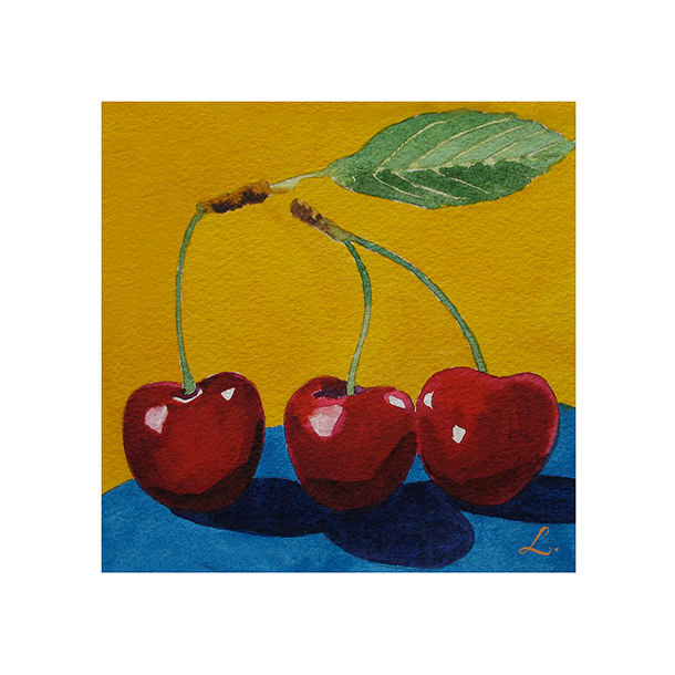 Cherries on Yellow and Blue 122.png