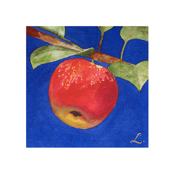 Red Apple on Branch Fruit 10x10 copy.png