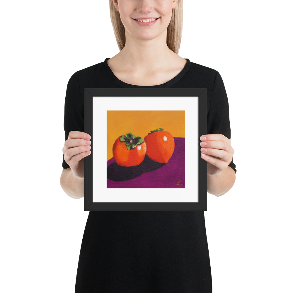 Persimmons-on-Orange-and-Purple_mockup_Person_Person_10x10.png