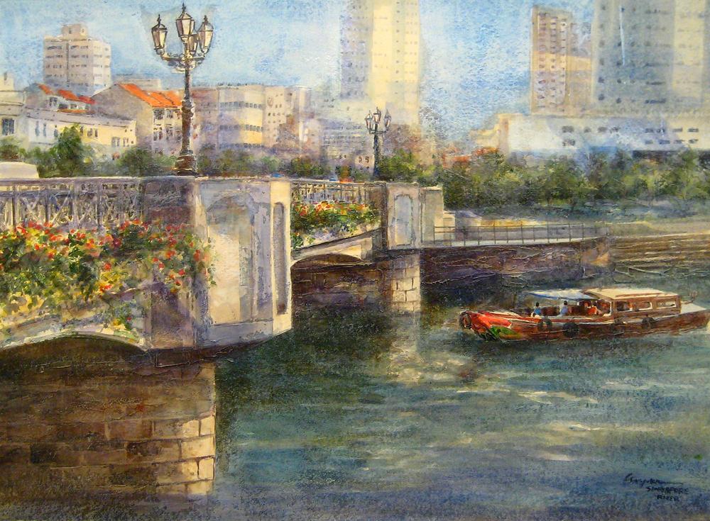 Coleman Bridge, 1995