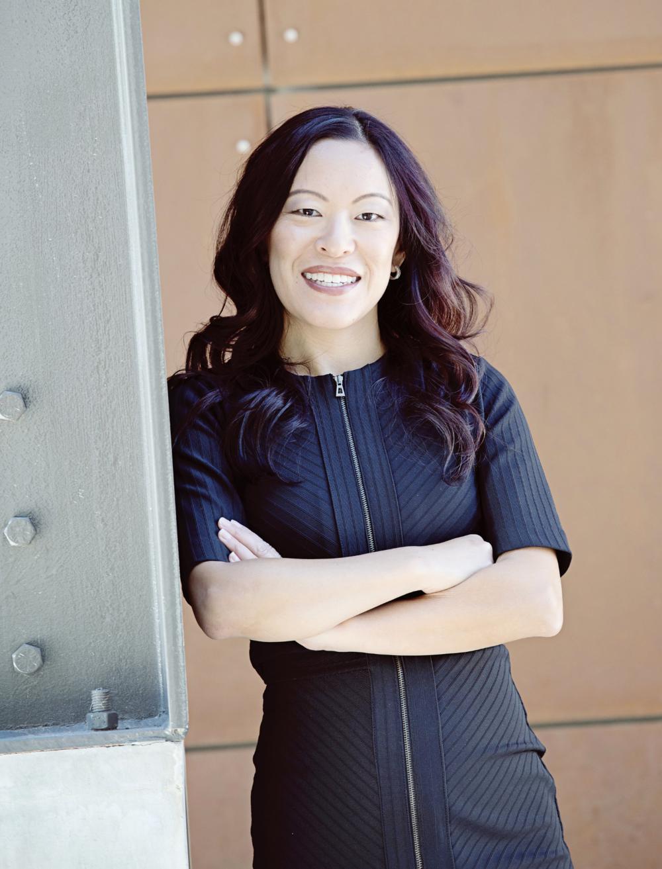 Dr. Laurinda Kwan Headshot