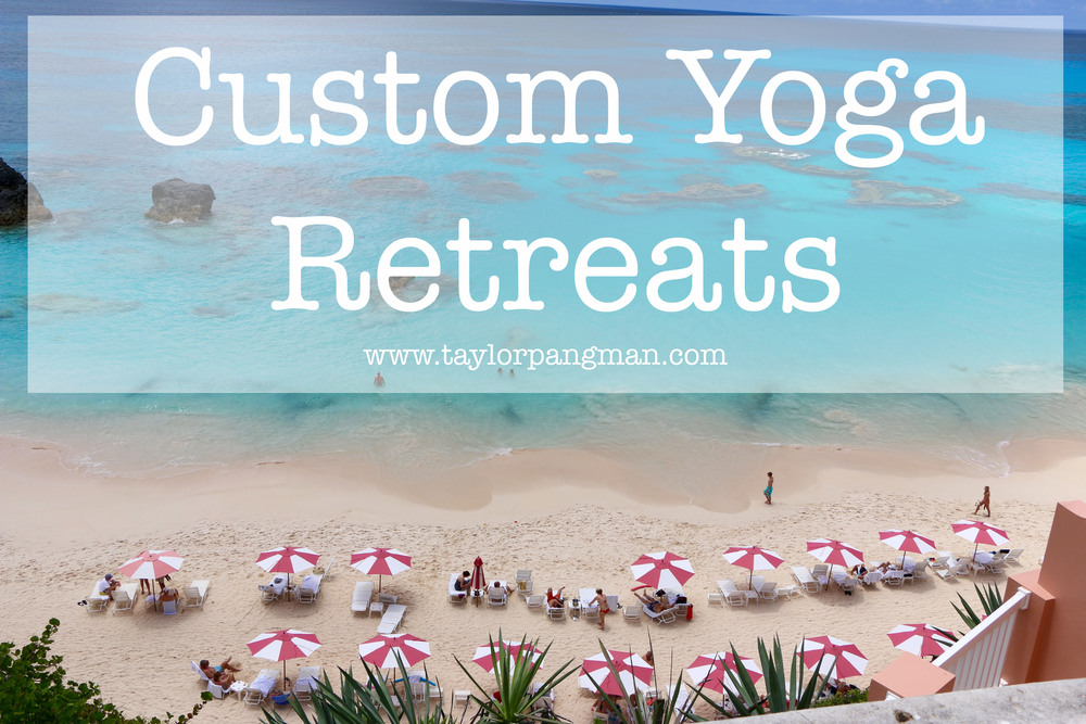 Pin now and have your dream yoga retreat custom made for you!