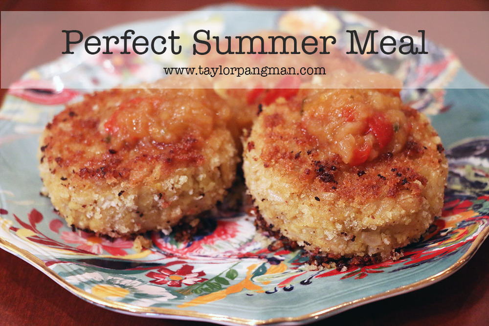 Pin now, make later! Perfect Summer Meal