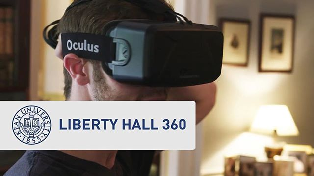 Excited to share our KeanLift Liberty Hall 360 project @keanuniversity https://keanlift.kean.edu/project/2667 #crowdfunding #KeanLift #LibertyHall360 #VR #oculus #oculusrift #design #history #reenactment