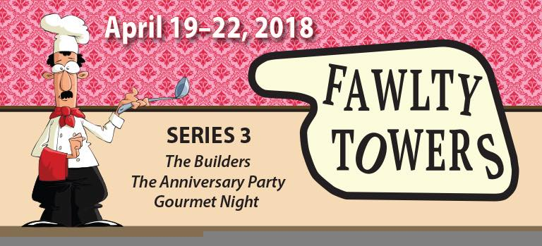 Auditions for Fawlty! - We are holding auditions for another round of the hilarious classic Fawlty Towers! Don't miss your chance to be a part of it this year!Auditions will be:Thursday January the 18th at 7:00pmFriday January the 19th at 7:00pmSunday January the 21st 4:00pmAll at the Mary Winspearcentre in Sidney.Come one, come all!