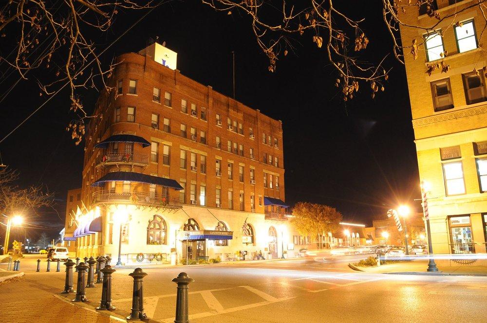 Lafayette Hotel Front.Night.jpg