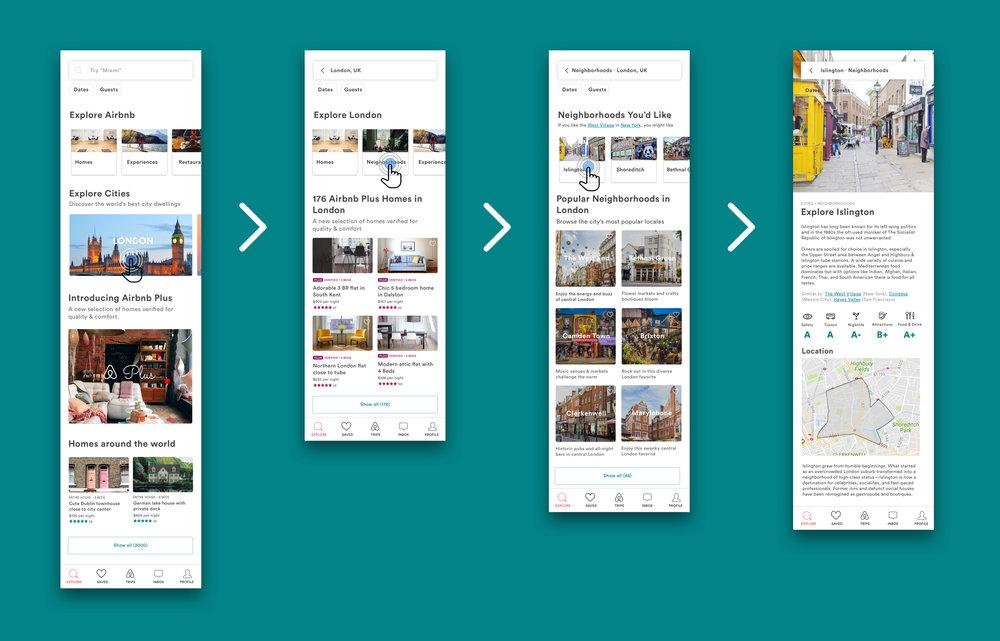 Airbnb Ios App Max Rosero