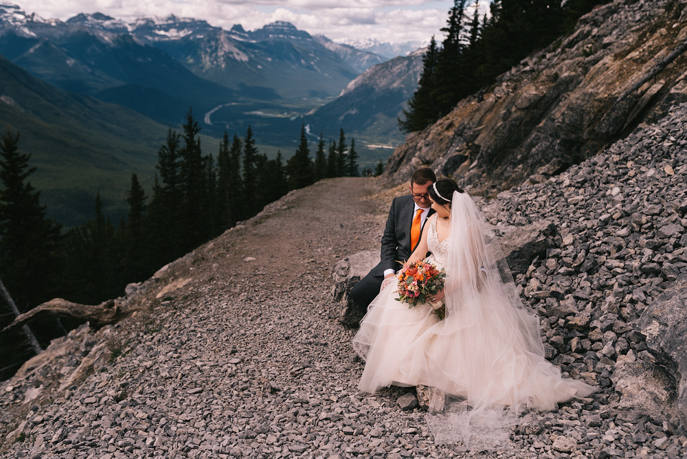 Banff Wedding Photographer - Destination Wedding Photographer - 16