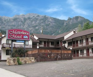 Matterhorn Inn - The Matterhorn Hotel offers newly remodeled rooms featuring pillow-top mattresses, 39