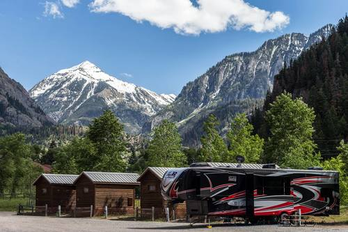 Laundry/Shower Facilities - Ouray RV Park & Cabins offers heated Laundry / Shower facilities for a small guest fee. Please contact 970.325.4523 for more information.