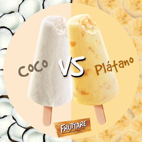 Favorite flavor battle - Fruttare