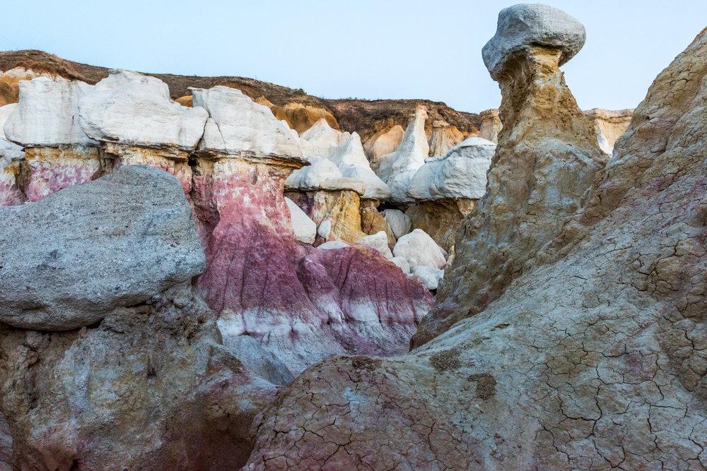 Paint Mines, Calhan, CO