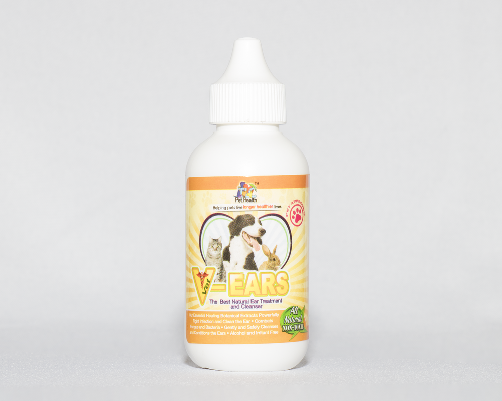 V-Ears Natural Ear Cleanser And Treatment