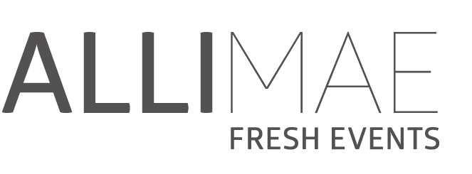 Alli Mae Fresh Events