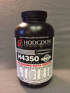 Hodgdon H4350 — OAK LEAF ARMS