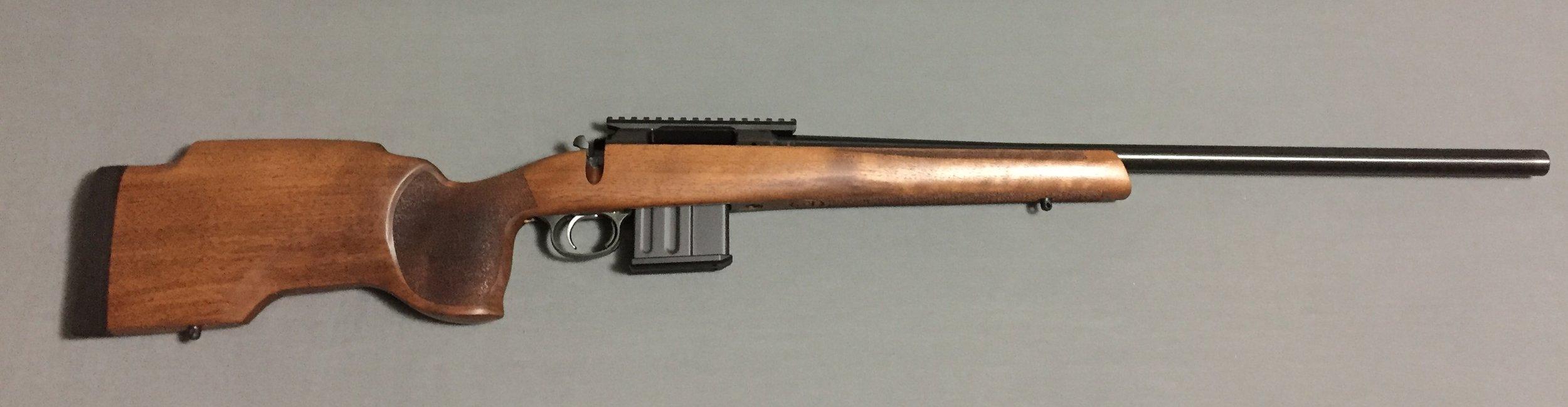 Sauer 100 Rifles