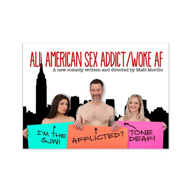 Yasssss #allamericansexaddict  @allamericansexaddict #hff18 #hillywoodfringe #tixonsalenow