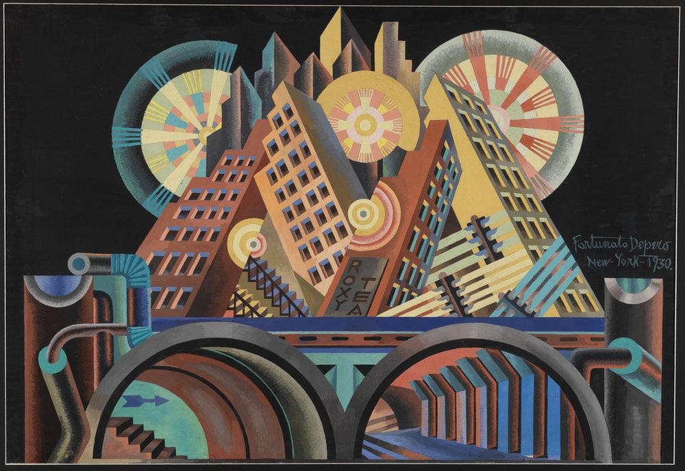 Skyscrapers and Tunnels_Grattacieli_1930.jpg
