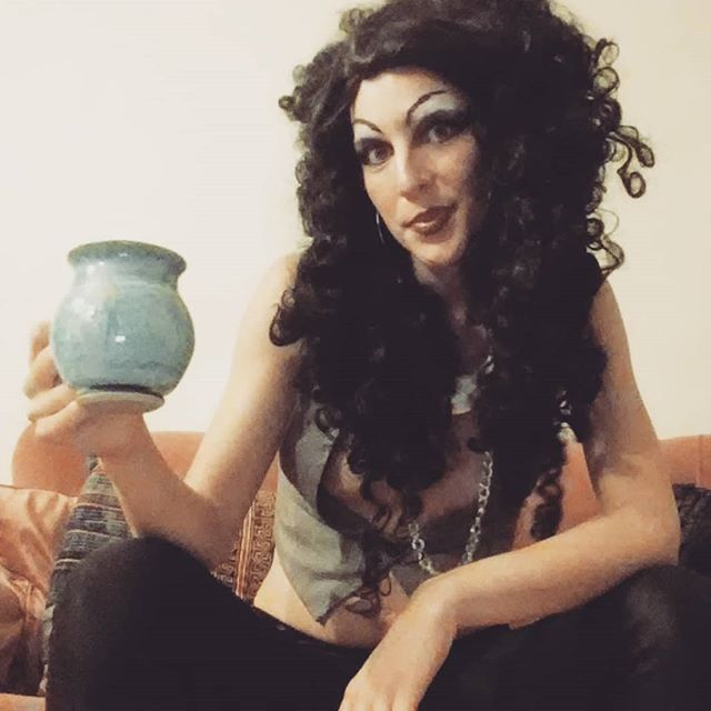 How do you like your tea?  I love tea and I love consent.  In my show I often use the metaphor of sharing tea with someone as a way to explore boundaries and consent.  Do you want to share tea with me?  Xo Lady Zee 💋 . . . . #ladyzeeonstage #ladyzee #dragtivist #lgbti #dragqueen #activist #queerperformingartist #bioqueens #shameless #storiesofresilience #empowerment #melbournedragqueens #sydneydragqueens #sydneyactors #queereroticart #tealovers #boundariesaresexy #boundariesandconsent #consentissexy #drinkyourtea #kinkytea #teaandconsent #sexysacredsocialchange #sexed #sexualassaultprevention