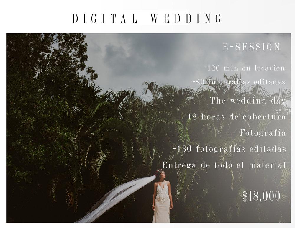 digital wedding