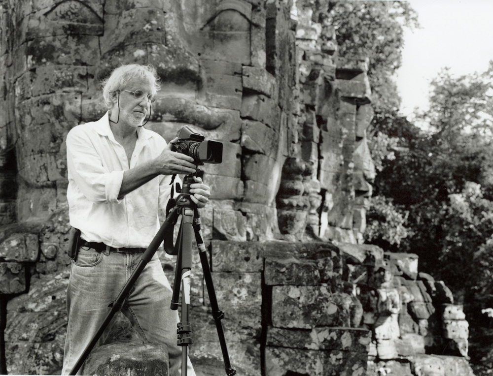 John McDermott at Angkor