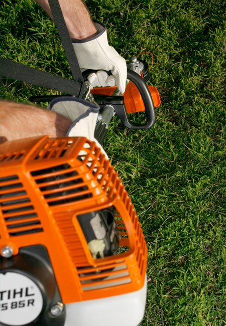 STIHL Making it Easy FPV product